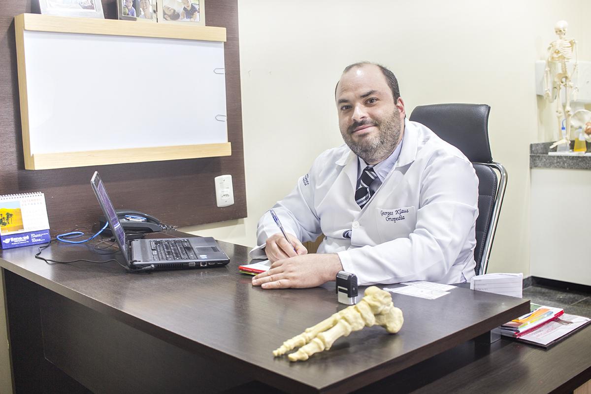 Dr. Georges Klaus Tyrrasch de Almeida